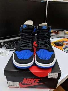 PRICE DROP Air Jordan 1 Retro High Flyknits - Royals