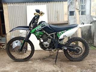 Kawasaki klx 150 tahun 2013
