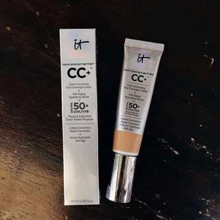 IT Cosmetic cc cream your skin but better