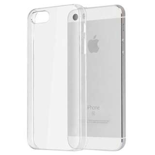 iphone case iphone SE transparent cases 透明電話殼