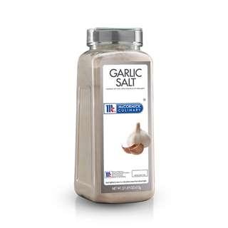 McCormick Culinary Garlic Salt 1.1kg