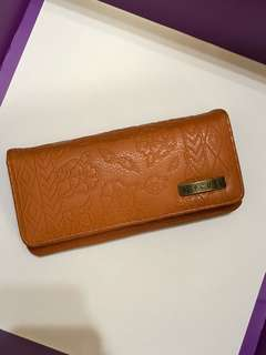 Dompet ripcurl long brown