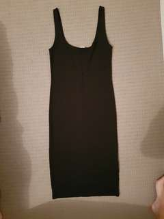 Forever21 midi bodycon dress