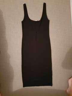 Forever21 midi bodycon dress