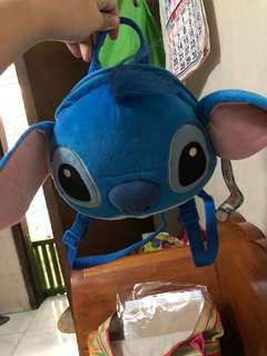 STITCH HEAD AUTHENTIC BAGPACK