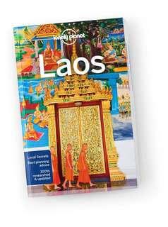 Lonely Planet Laos travel guide