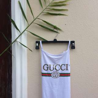 Gucci Bodysuit (White)