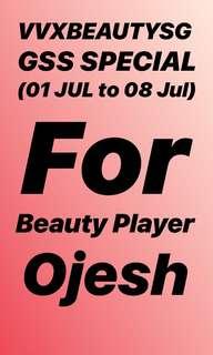 Beauty Player & Ojesh Promo!