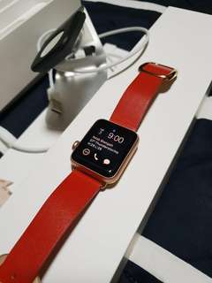 Apple Watch series 3 , 38mm GPS only