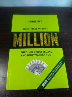 Chinkee tan how i made my first million text book