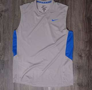 Nike mens sleeveless