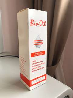 BN Bio Oil 200ml (Works best for stretch marks!)