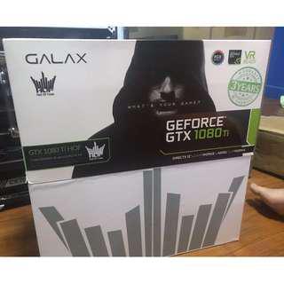 HALL OF FAME GALAX GTX1080TI 11GB