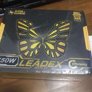 Super Flower 750W LEADEX GOLD 90+