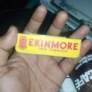 vintage erinmore tin display slot