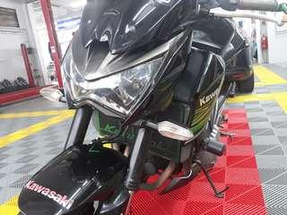 Kawasaki z800 RESPRAY