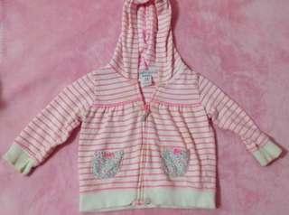Carters baby girls jacket