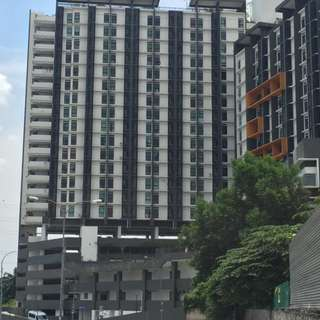 2 bedroom 1 bathroom partially furnished unit for RM900 ONLY!!!!!!!