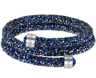 Swarovski Crystaldust Double Bracelet