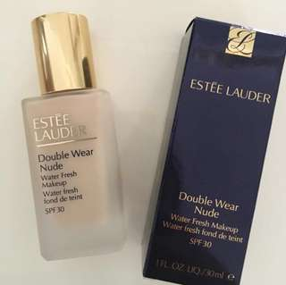 REPRICED Estée Lauder double wear nude