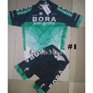 GrabMee Bike Mtb Cycling Jersey Set