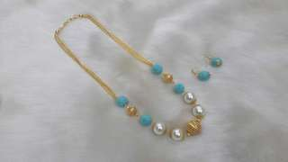 Necklace (gold-plated)