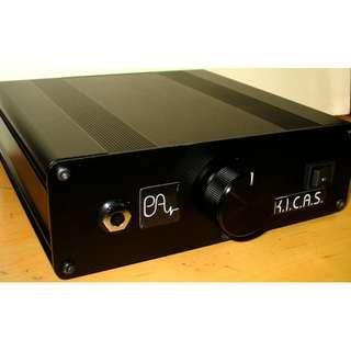 Purity Audio KICAS Caliente headphone amplifier