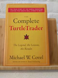 Complete Turtle Trader Michael W.Covel