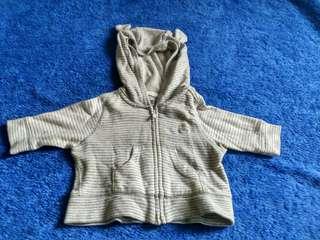 Sweater baby 0-3m