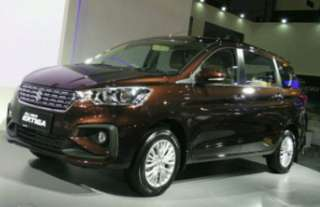 All new Ertiga gx