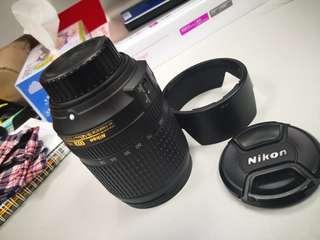 Nikon Dx Vr Lens 18-140mm