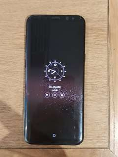 Samsung galaxy s8 plus 64gig