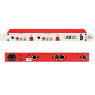 🚚 A-Design PACIFICA Mic Preamp AWESOME!