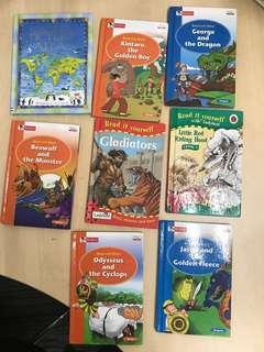 Children books hardcoverx8
