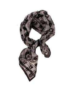 Drop Dead Kitty Strangler Scarf
