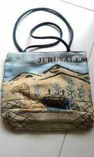 🚚 耶路撒冷手工提袋