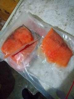 Salmon norwegia
