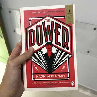 🚚 The Power (Naomi Alderman)