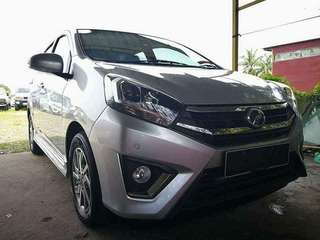 Grab | Mycar | Weekly - Perodua Axia G 1.0 AT