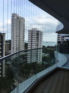 Invisible Grills for balcony in Singapore👍🏻