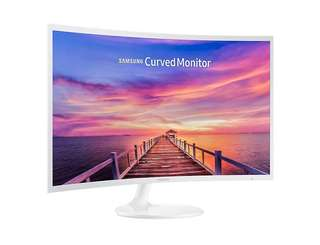 "Brand New Samsung 32"" FHD Curved LED monitor LC32F391FWEXXS (sealed)"
