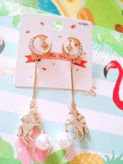 Korean Earrings Dream Catcher