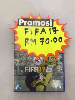 Fifa 17 R3 PS4
