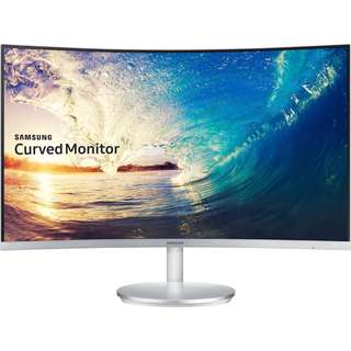 "Brand New Samsung 27"" FHD Curved LED Monitor C27F591(sealed)"