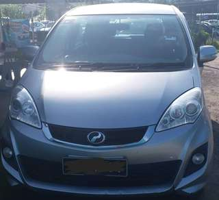 SAMBUNG BAYAR/CONTINUE LOAN  PERODUA ALZA SE 1.5 AUTO YEAR 2014 MONTHLY RM 720 BALANCE 4 YEARS + ROADTAX VALID RADIO TOUCH SCREEN  DP KLIK wasap.my/60133524312/alzase