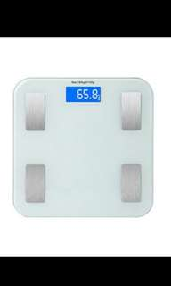 All-in-1! BRAND NEW WEIGHING SCALE + FATS ANALYSER etc