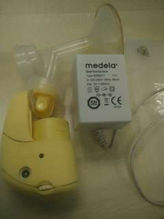 Medela brest pump single electric