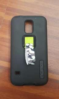 Galaxy S5 Incipio Case with ungrip