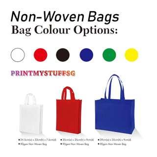 Non-woven Bag Printing