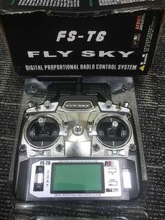 #15 FS-T6 Fly Sky Digital Proportional Radio Control System